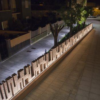 Sistemi Di Illuminazione Per Esterni.Illuminazione Esterna Iguzzini