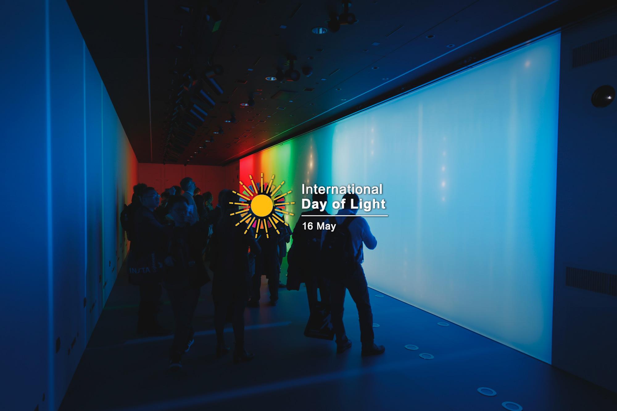 Internationalen Tag des Lichts