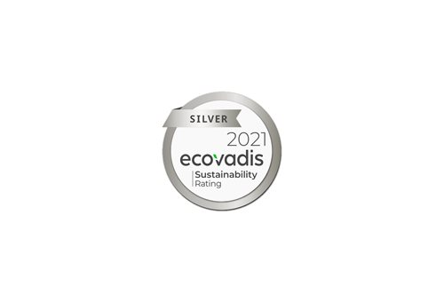 iGuzzini is awarded the EcoVadis Silver Medal
