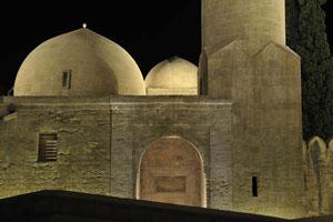 Il Complesso del Palazzo di Shirvanshahs