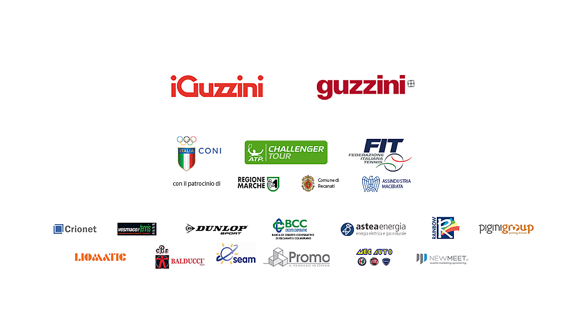 Celebrities for the 30th edition of Guzzini Challenger