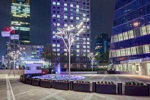 La sede di Finansbank