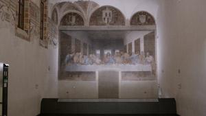 Un nouvel éclairage à LED pour La Cène de Léonard de Vinci