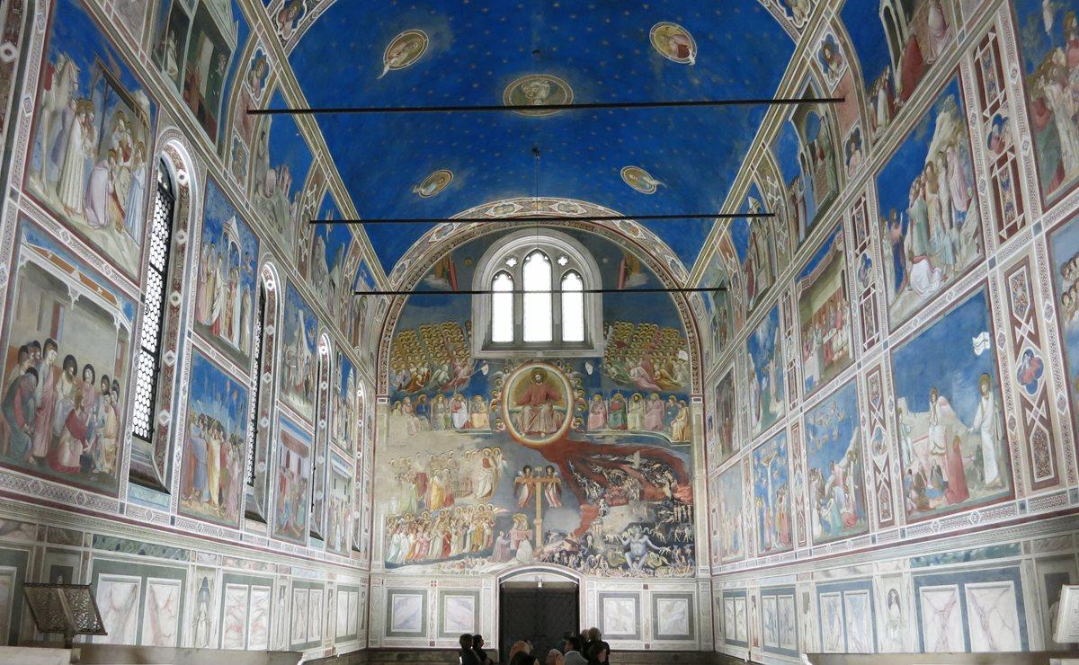 The Scrovegni Chapel