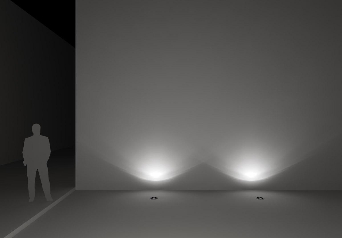 Uplights für den Innenbereich