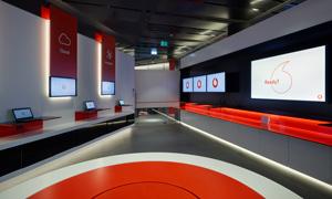 El Vodafone Experience Centre