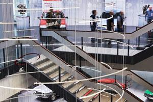 The Alfa Romeo Museum