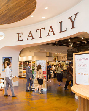Eataly at World Trade Center