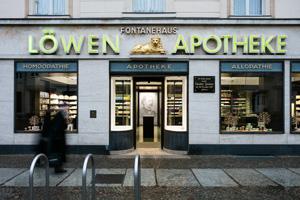 La farmacia Löwen