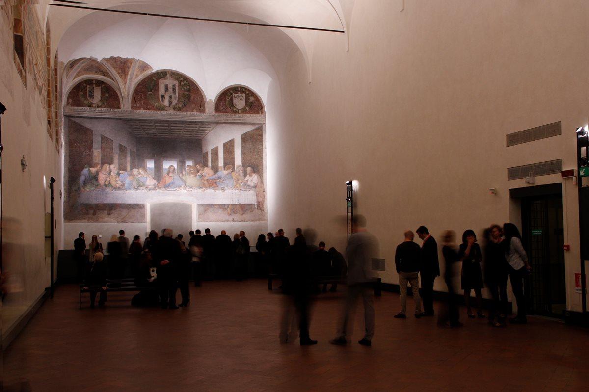 """iGuzzini alla Conferenza """"Luce nei musei"""" all'Ermitage"""