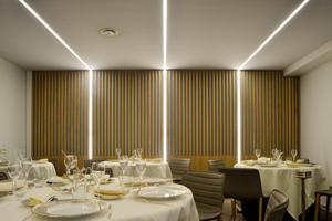 Das Restaurant Le Millénaire