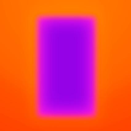Floating Purple - Beatrice Hug - Color Unlimited