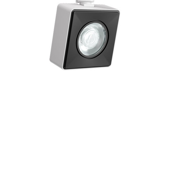 View Opti Beam Lens quadrato - Binario Low Voltage 126x126mm