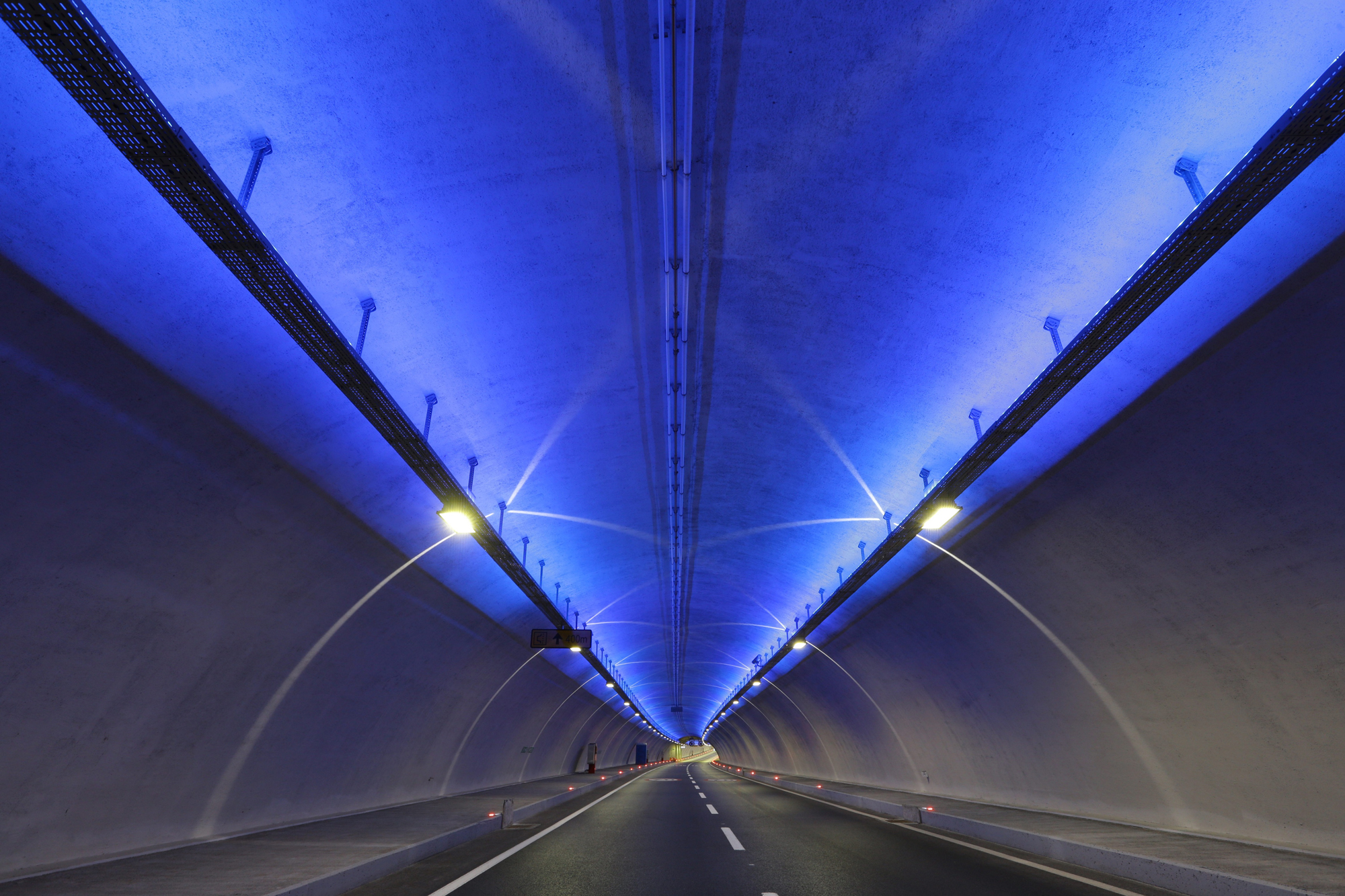 The Eurasia Tunnel wins the IES Illumination Award of Merit