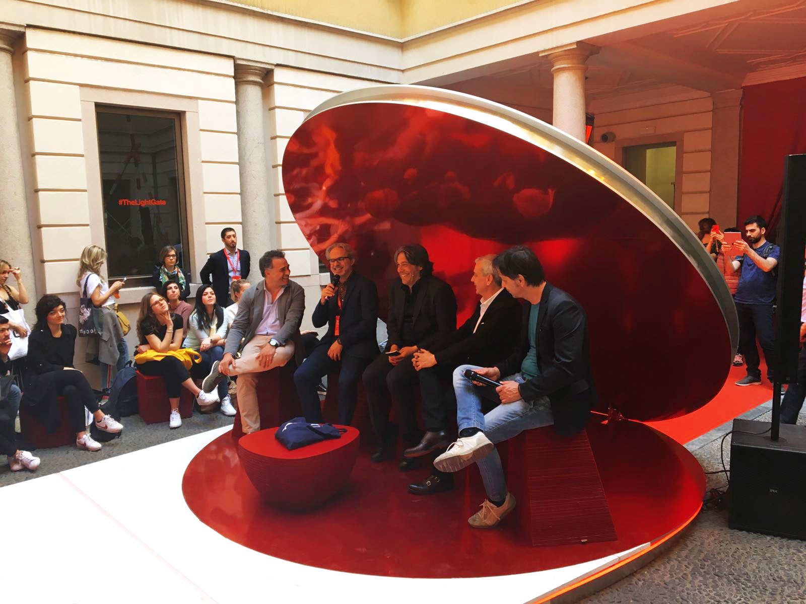 New iGuzzini space unveiled in Milan