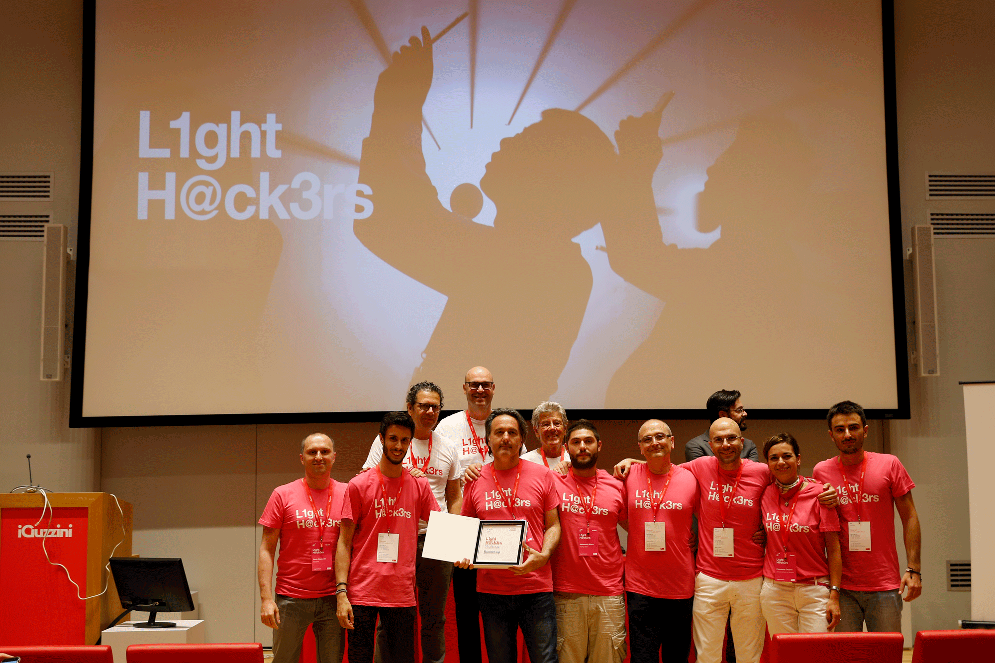 LightHackers, iGuzzini's Hackathon reward innovation