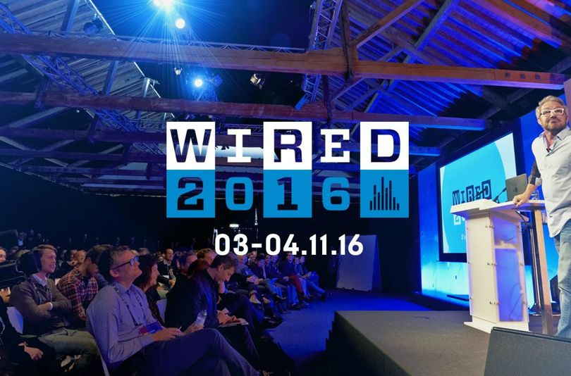 Light Pollination docks at WIRED2016