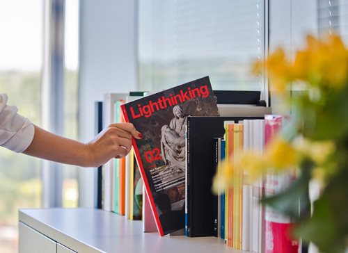 iGuzzini presents the second issue of Lighthiking