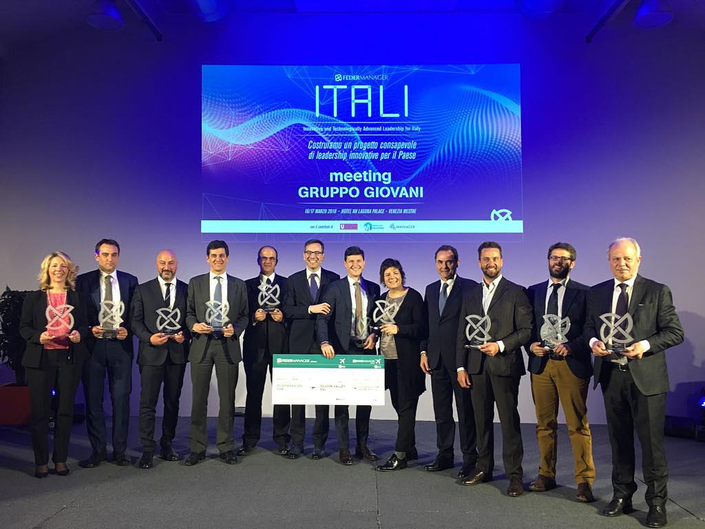 Il miglior giovane manager d'Italia è il CFO di iGuzzini