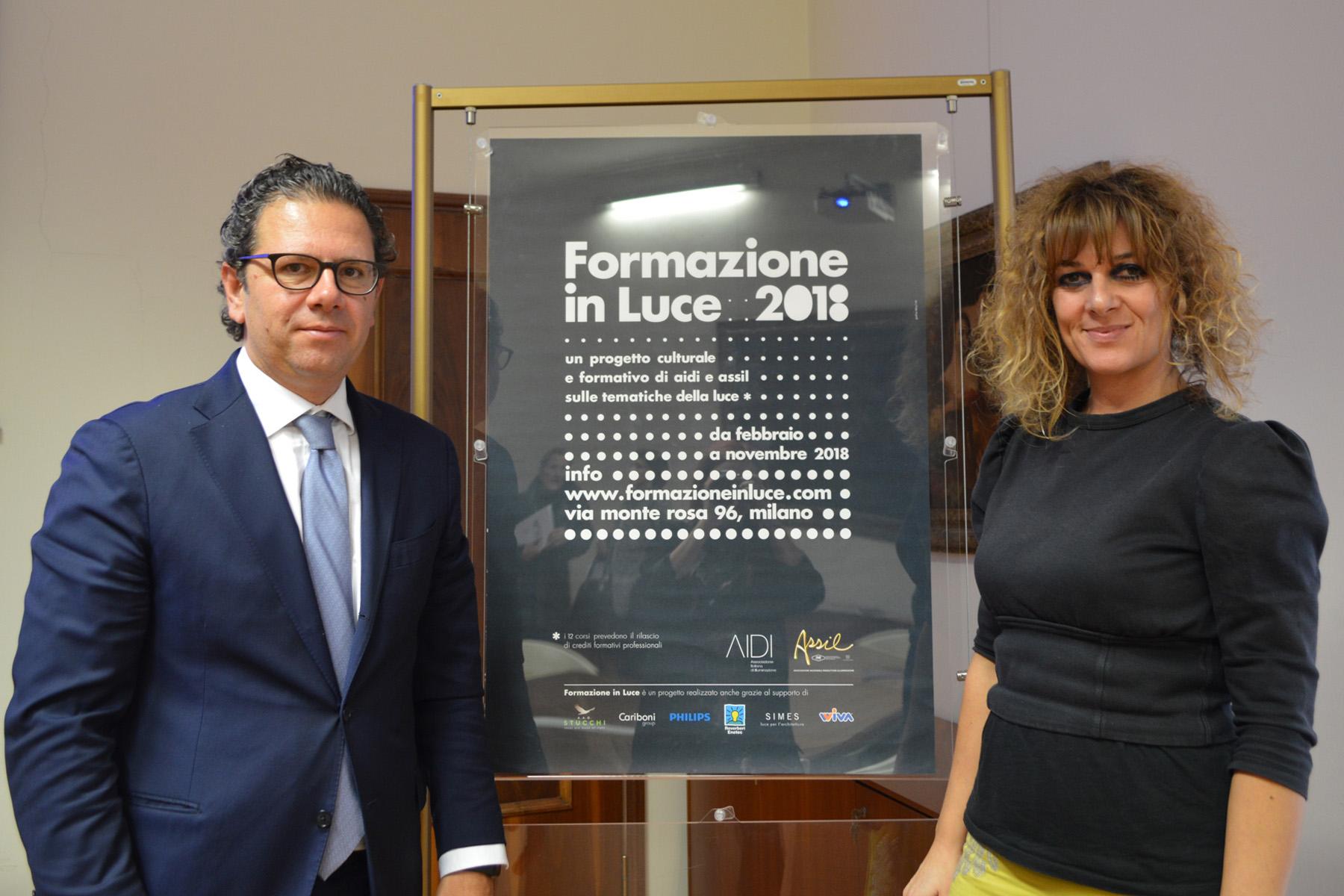 New Formazione in Luce courses