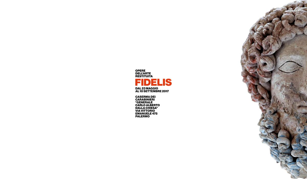 Fidelis, bellezza e libertà all'arte.