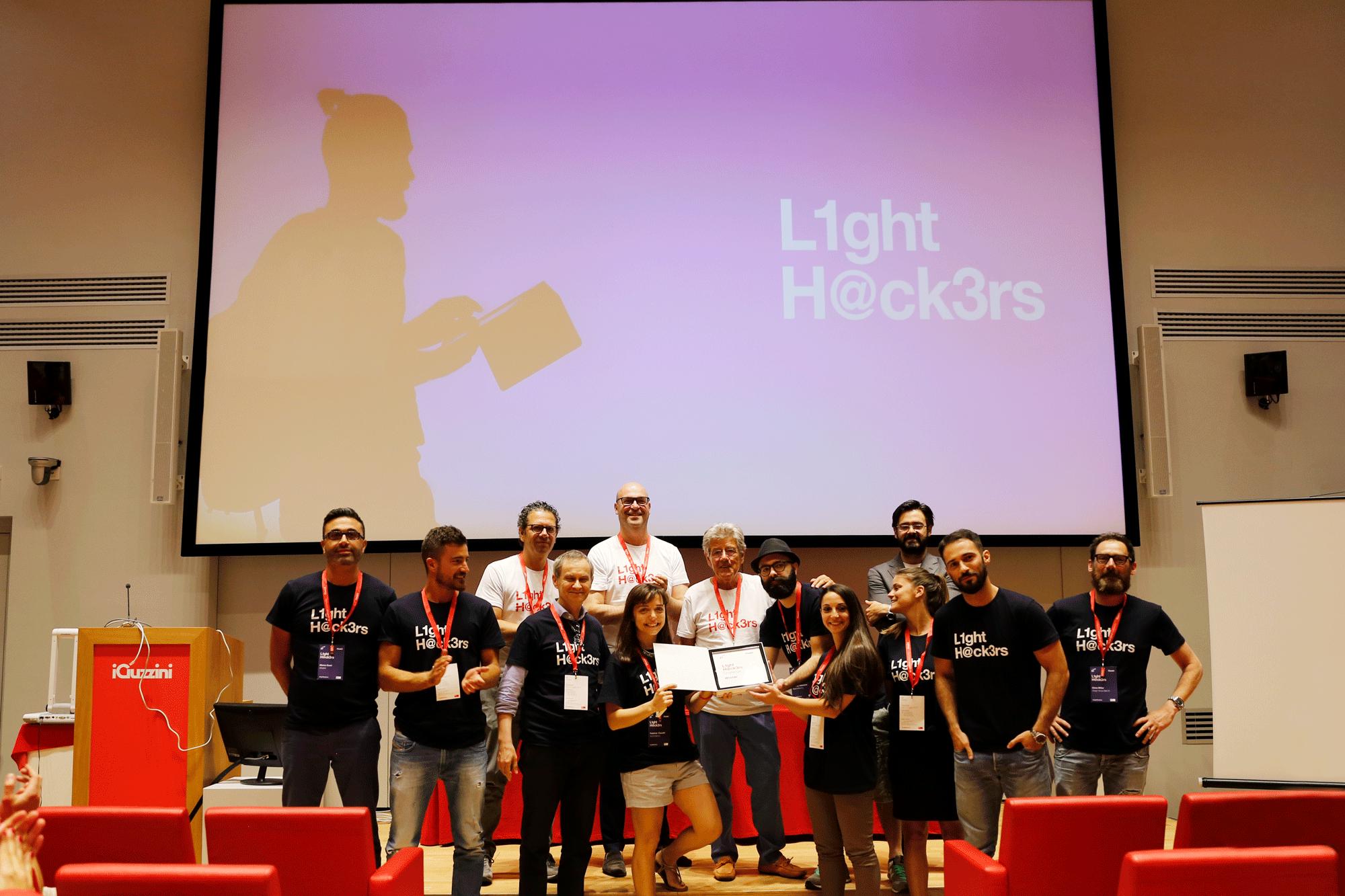 LightHackers, l'Hackathon di iGuzzini premia l'innovazione