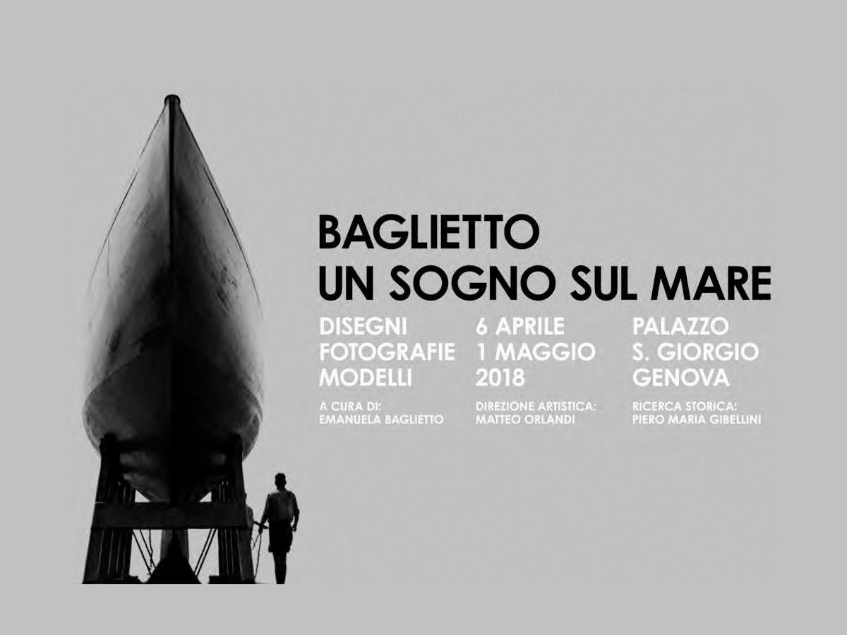 """""""Baglietto - A dream on the sea """""""