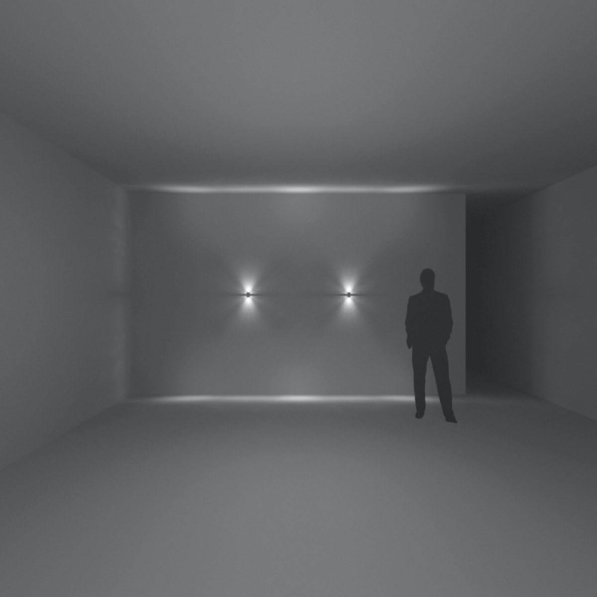 Eclairage d'ambiance, lumière d'ambiance, lame de lumière intérieur, scénario lumineux