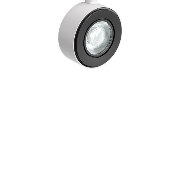 View Opti Beam Lens ronde - Low Voltage track 126x126mm