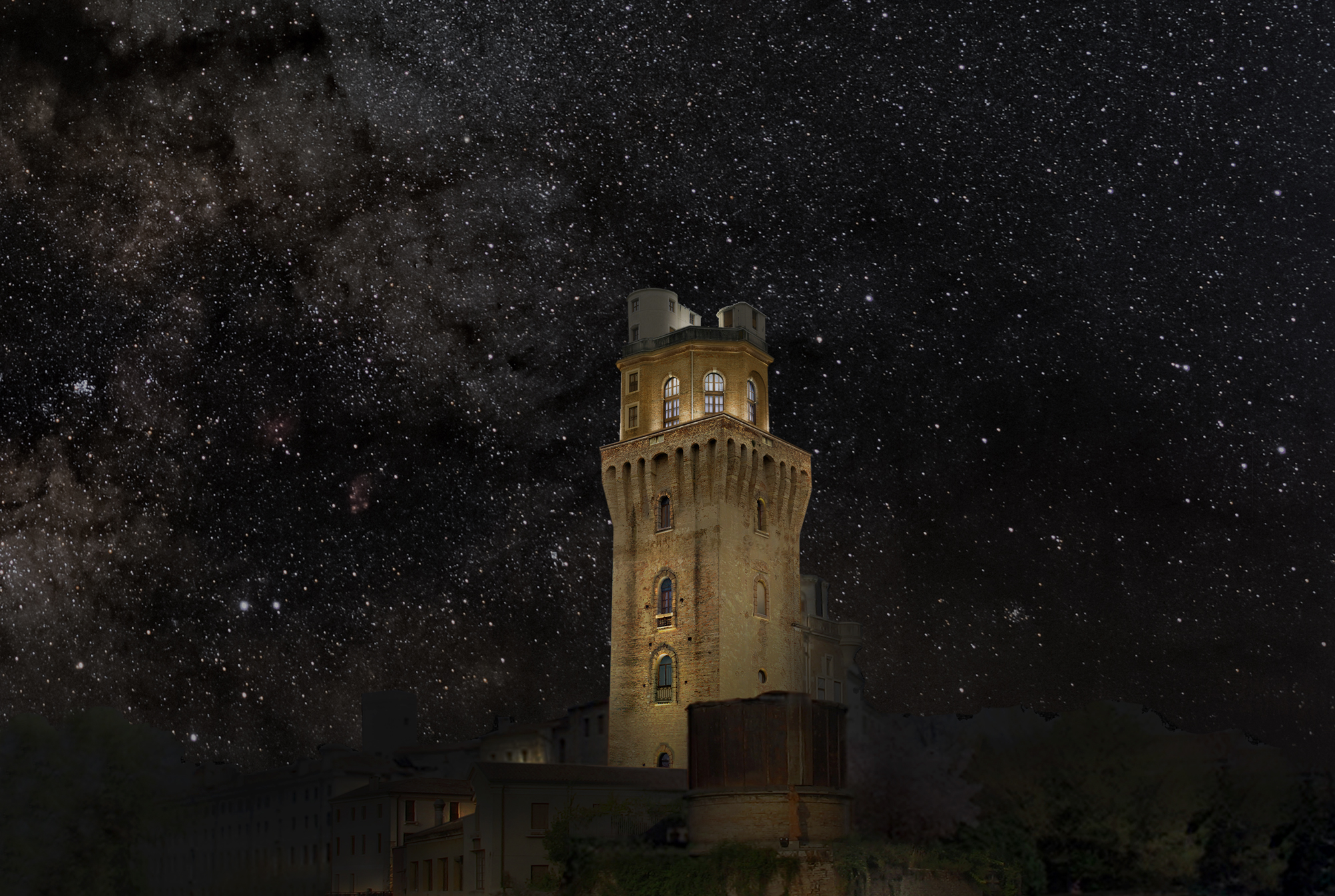 Astronomical Observatory and astrophysics of Padua