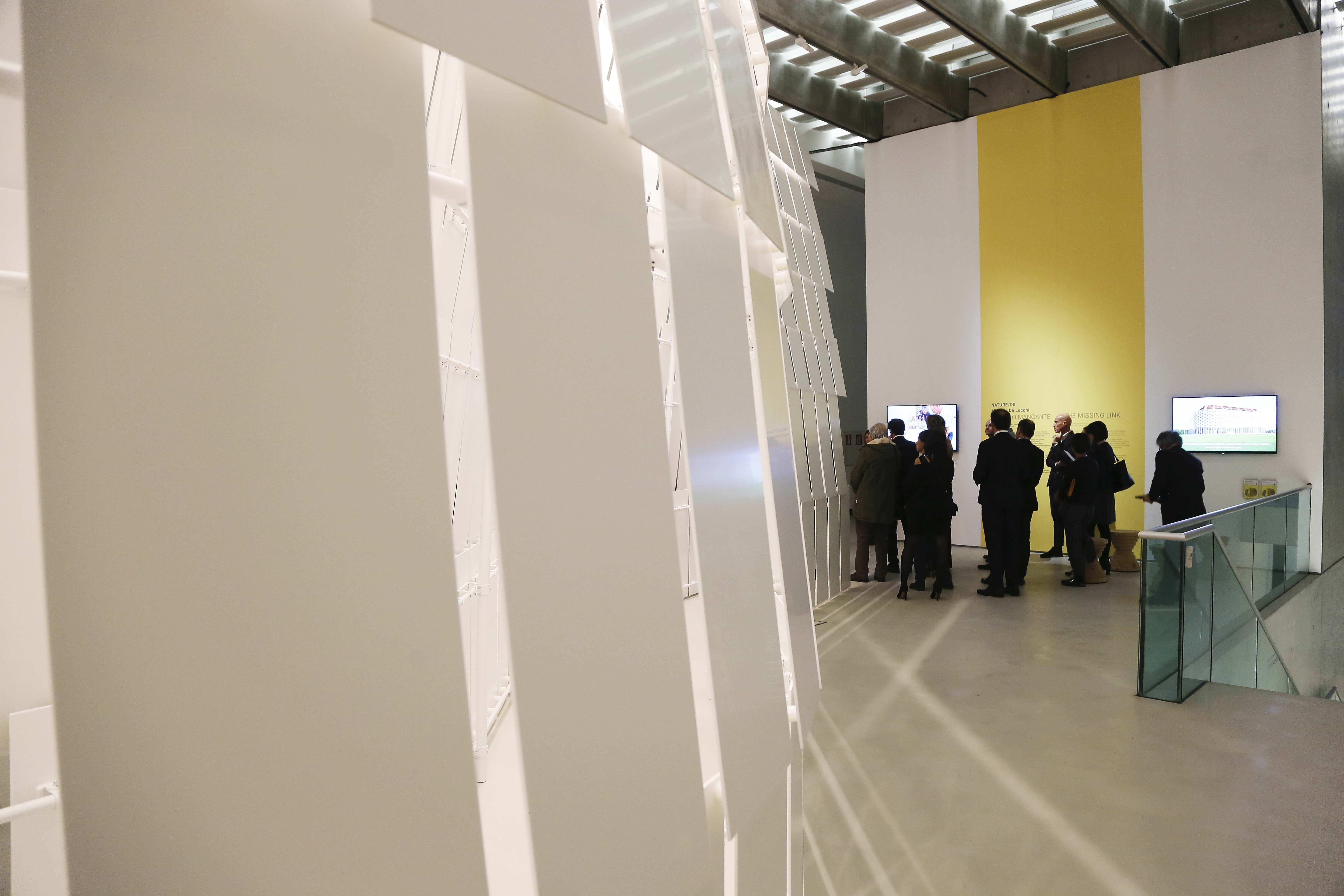 Michele De Lucchi at MAXXI