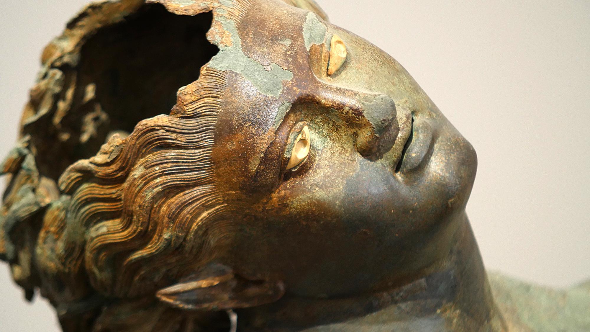 Nuevos escenarios luminosos para el Museo del Sátiro de Mazara del Vallo