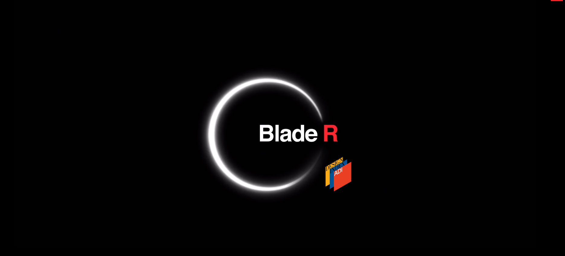 Blade R selected for the ADI Design Index 2020