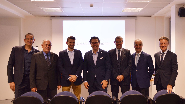 Massimiliano Guzzini als Vorstand des ASSIL bestätigt