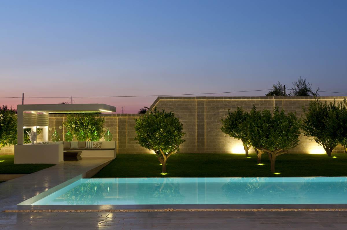 Illuminazione Esterni Taranto : A d srl arredamento di design per interni ed esterni negozi