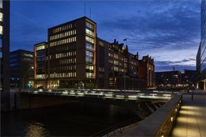 Neue Büroflächen für Heinemann in der HafenCity