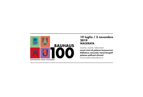 Bauhaus 100: learning, doing, thinking